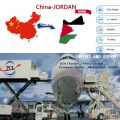 Cheap air freight from Shenzhen to Jordan