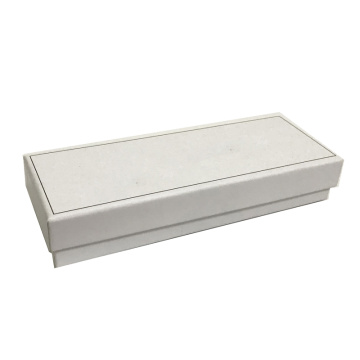 Long shape paper gift box with lid