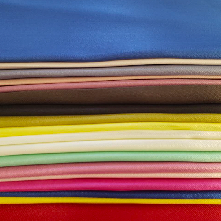 Satin Fabric Color Chart