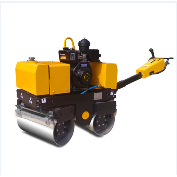 Automatic Mini Manual Soil Compactor Roller