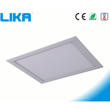 Aluminum LED panel light for indoor lighting