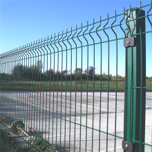 Powder Coating Metal Mesh Fencing