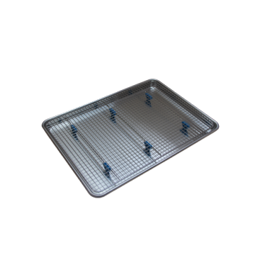 Non-Stick Aluminum Baking Sheet Tray Cooling Rack