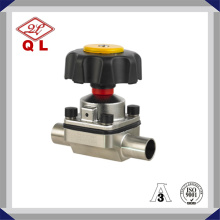Stainless Steel Sanitary Diaphragm Valve
