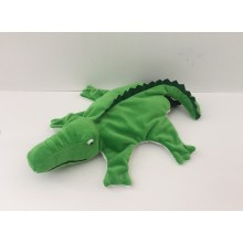 Plush Handpuppet Crocodile