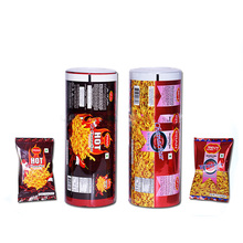 Aluminum Foil Laminated Roll Film For Snack