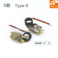 Type S Stainless Steel Capillary Thermostat