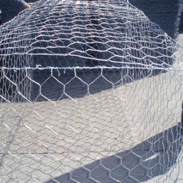 Galvanized Lowes Gabion Wire Mesh Stone Baskets