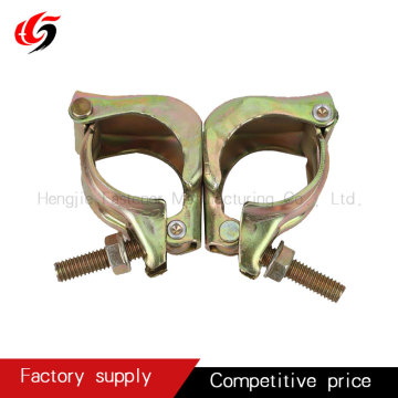metal scaffolding Prop Swivel Couplers Clamp Parts