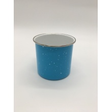 Lightweight Speckled Coffee Mug Perfect For Camping