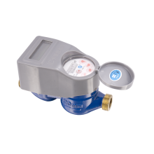 IC Card Sealed Valve Brass Water Meter