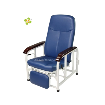 Foldable hospital accompany recliner