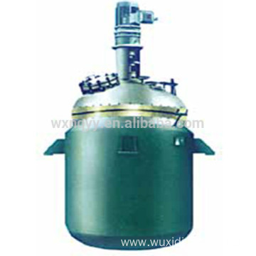 steam heating chemical stainless steel reactor