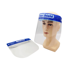 Medical Customized Full Clear Protective Face Visor