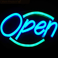 LED NEON STORE OPEN SIGN LIGHT