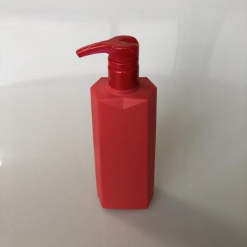 500ml HDPE bottle with skirt shape