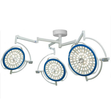 Color temperature adjustable medical led operating light