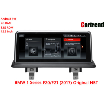 Dashboard Display For BMW 1 Series F20/F21 2017