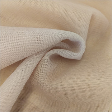 Nylon Tulle Mesh Fabric for Wedding Dress