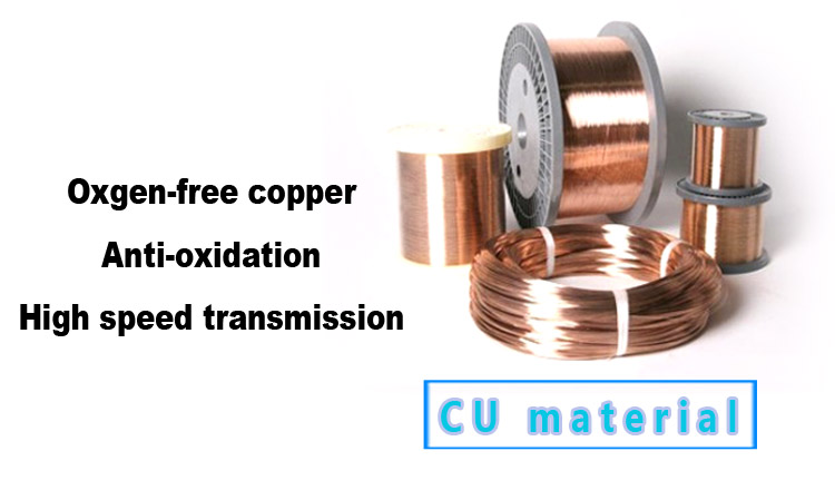 CAT7 copper