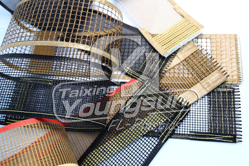 Non-stick Heat-resistance belt for drying machine