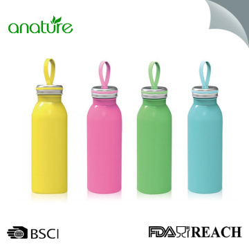 Insulated Water Bottle Gradient Color With Silk Logo