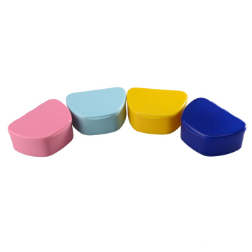 Dental Storge Container Dental Retainer Tooth Box
