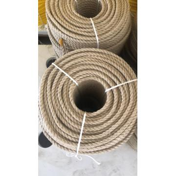 Hot sale marine rope fiber twisted jute rope