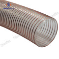 High compression dust collecting polyurethane hose