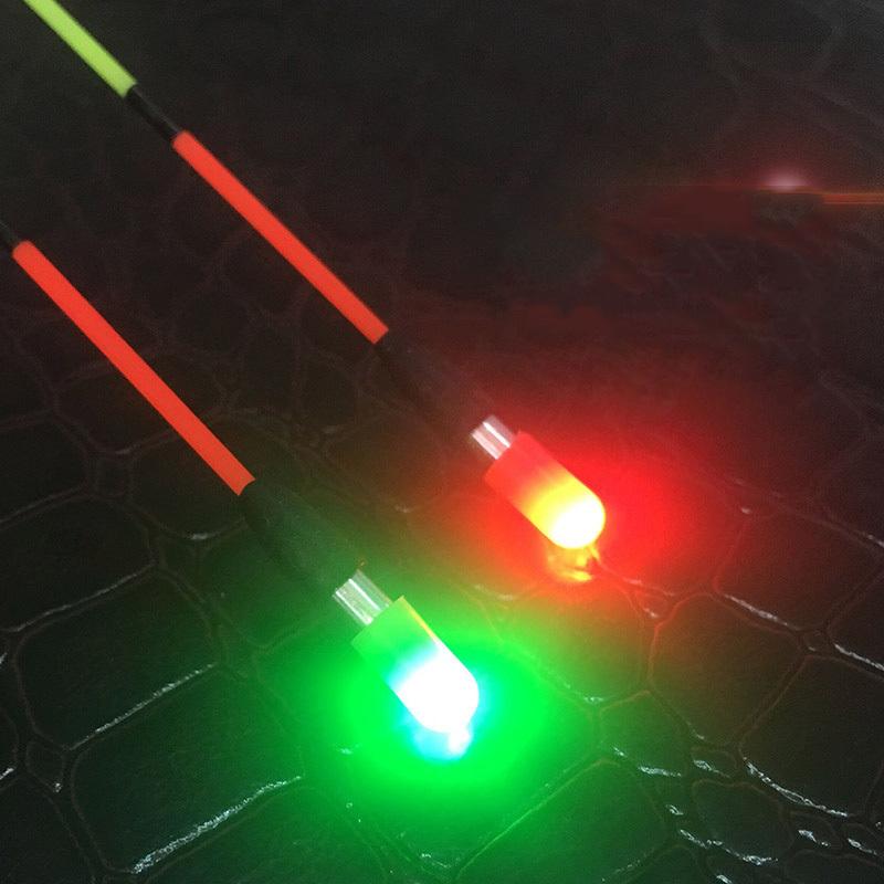 10/20/40 pcs Electronic Fluorescent Lightstick Set With CR311 Luminous Light Stick Dark Glow Night Fishing Tackle Accessory J358