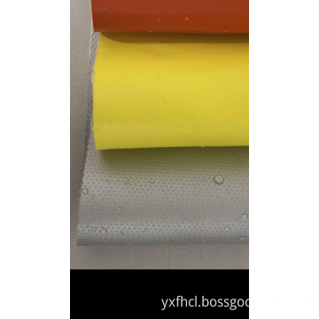 Silicone cloth with excellent release properties