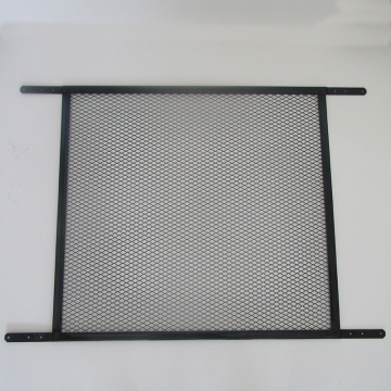 Durable and strong steel screen protector pet grille