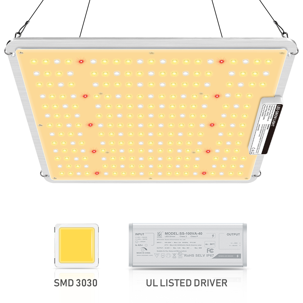 China Regular LED Grow Light 100W