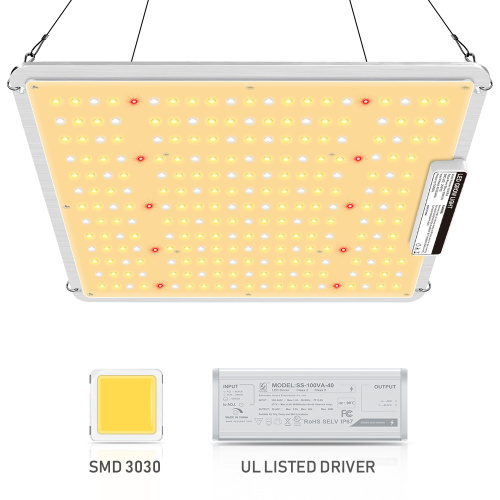 LED Grow lights For Hydroponic Growing Systems
