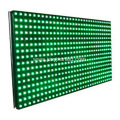Single Green Color P10 LED Module
