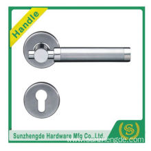 SZD stainless steel door handle(stainless steel lever handle)