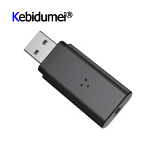 3.5MM USB Adapter Bluetooth Receiver Wireless Handsfree Bluetooth V5.0 Adapter For Speaker For Car For Android IOS