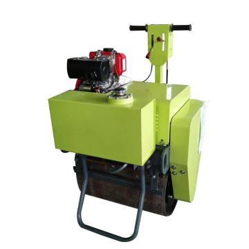 Walking behind gear pump heavy road roller price