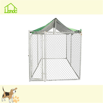 Hot cheap XL metal galvanized dog kennel