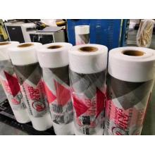 Plain HDPE Poly Film For Dry Cleaning