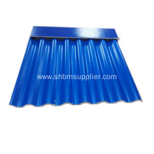 Sound Insulation Anti-corrosion Mgo Roofing Sheet