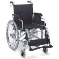 Good Foldable Convenient Manual Aluminum Wheelchair