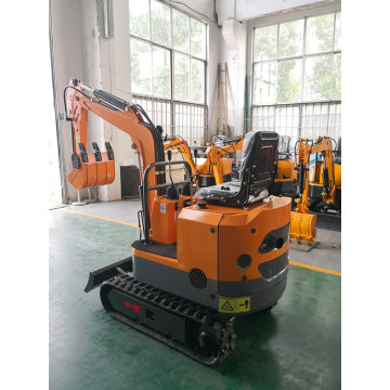 Ce Hydraulic Price Machine Digger Sizes The Smallest Xn08 Chinese List New Mini Excavator Cheap