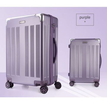 Luggage factory colorful cheaper carry on luggage
