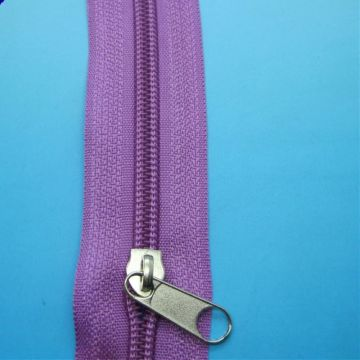 Clothing Accessories hot sale tight nylon zipper