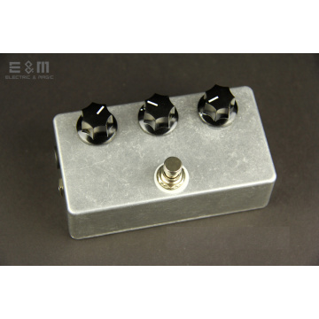 DIY MOD Overdrive Fulltone RTO Pedal Electric Guitar Stomp Box Effects Amplifier AMP Acoustic Bass Accessories Effectors