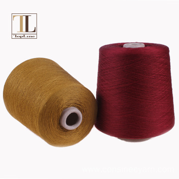 high end fransk linned blanding af nylon garn