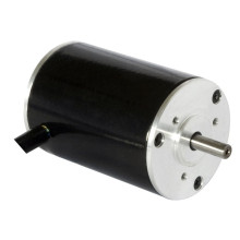 Round brushless dc motors / 24v brushless motor configuration of 4 - pole & 3 – phase