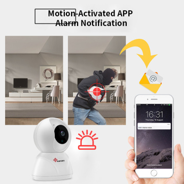 3MP Baby Monitor Camera With WIFI