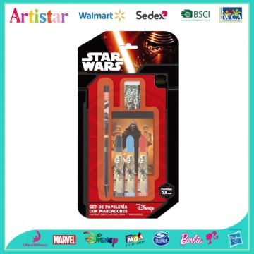 Star Wars 6-piece blister card set